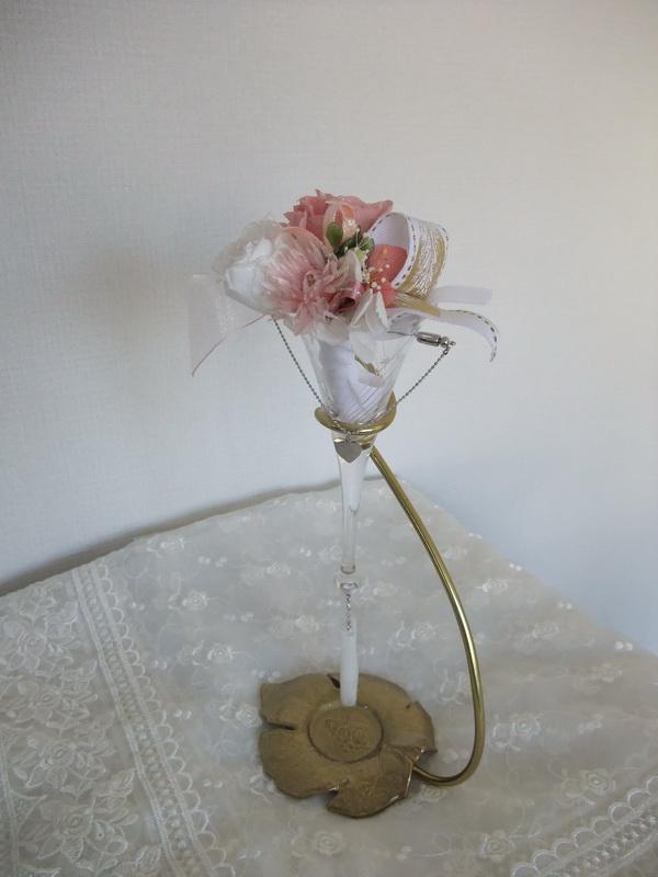 画像3: Heart tie preserved Bouquet